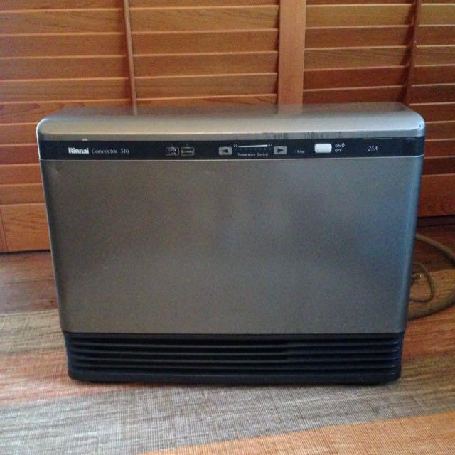 Rinnai Convector 516 Gas Heater