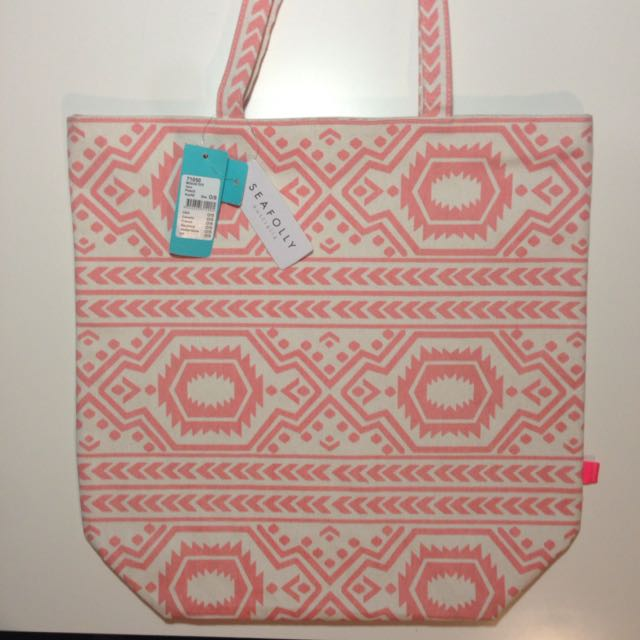 Seafolly Beach Tote