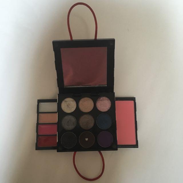 Sephora Eye Shadow, Lipstick, Blush