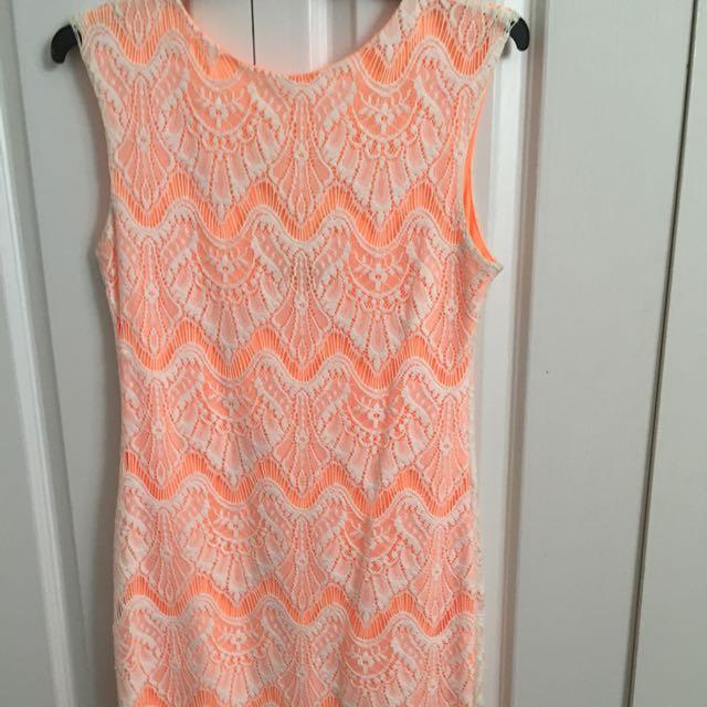 Sheike Size 10 Dress