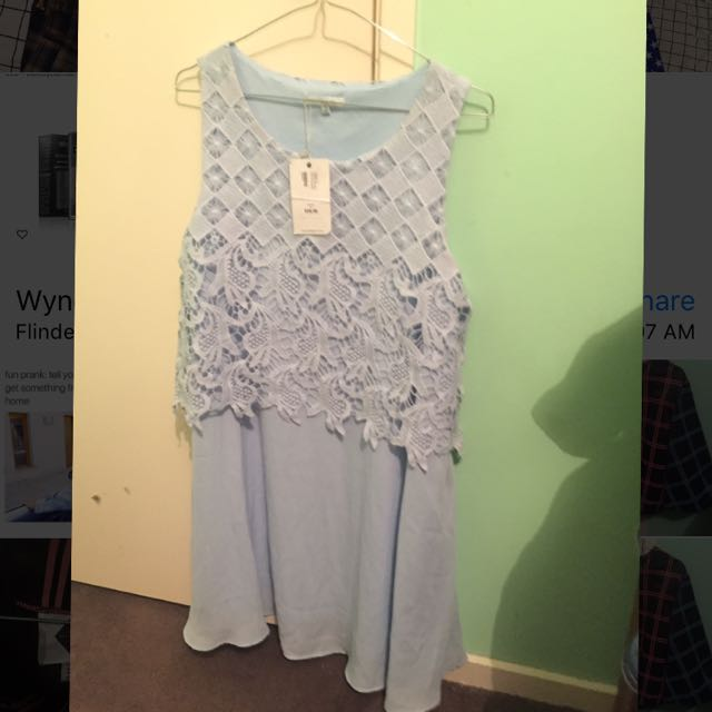 Size Large Valley Girl Dress bnwt