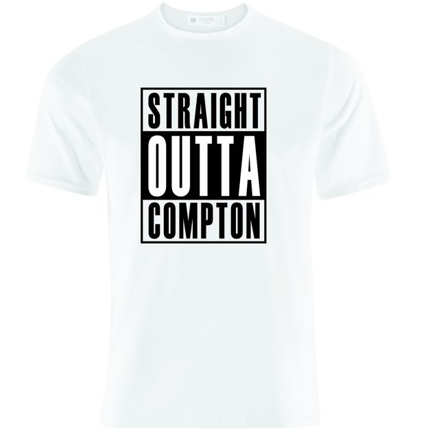 Straight Outta Compton T-Shirts 100% SOFT Cotton
