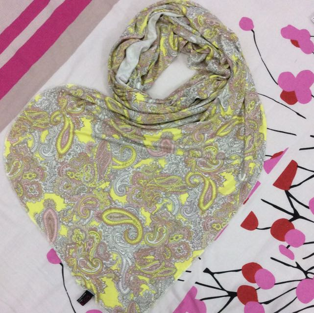 Sugarscarf Soft Cotton Long Shawl