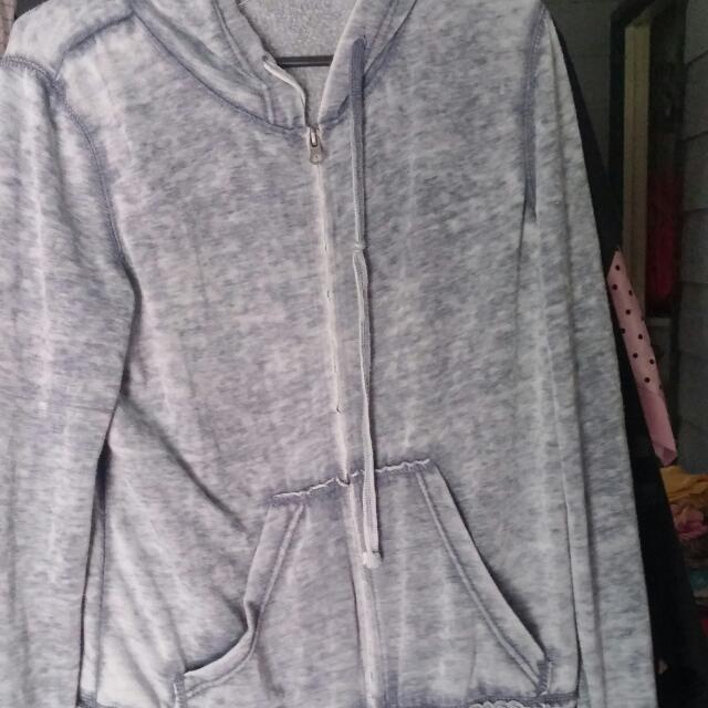 Super Soft Hoodie Grey