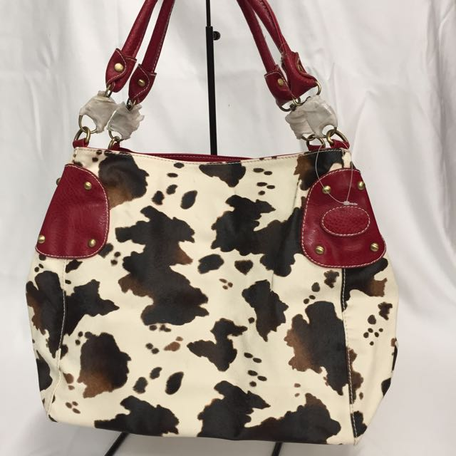 Very Trendy Animal Print Bag