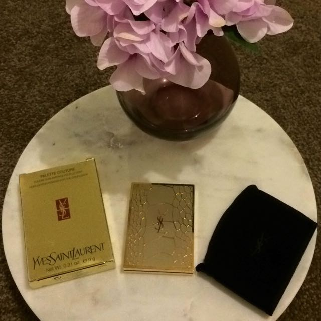 YSL Palette Couture Highlighting Powder