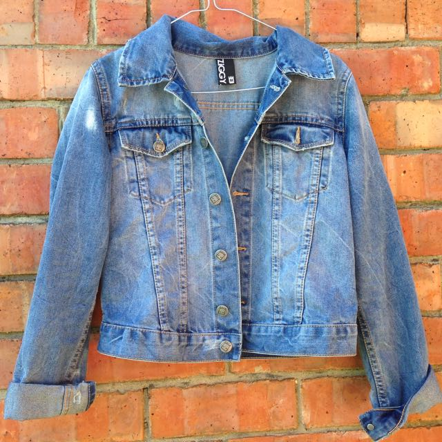 Ziggy Denim Jacket ON HOLD