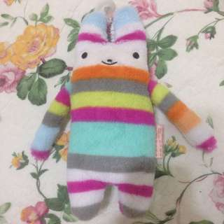 可愛彩色線條兔兔🐰