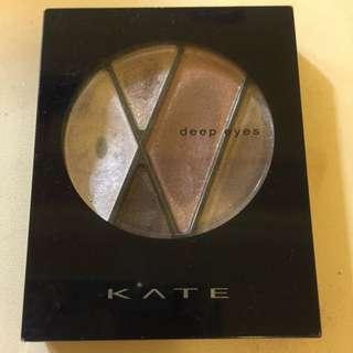 Kate5色眼影盤