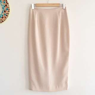 🌸 Pink Business Skirt