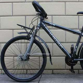 Grey Bike