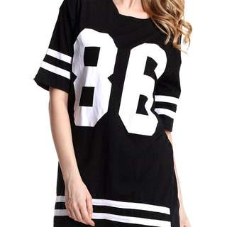 T Shirt Dress From Urban Planet