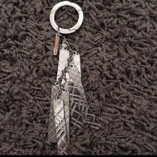 100% Authentic Burberry Shimmering Bag Charm