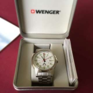 New In Case Wenger Watch. Swiss Army Knife Maker