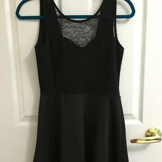 H&M Black dress (with tag)