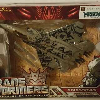 V Class 星星叫 日版 Starscream Transformer Movie 2 變形金剛