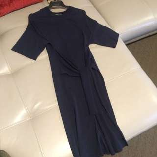 Country Road Tie Front Dress