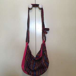 Aztec Over The Shoulder Bag