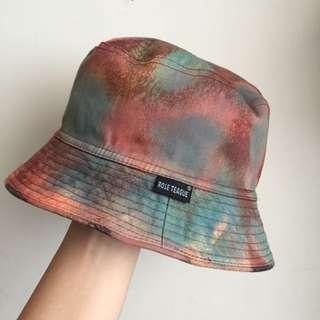 🈹手染漁夫帽