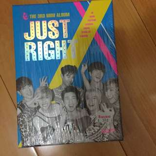 Got7 Just Right空專