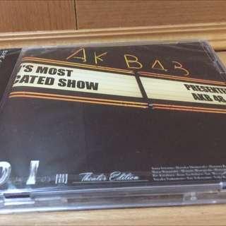 AKB48CD全新未拆封!僅售199元!!