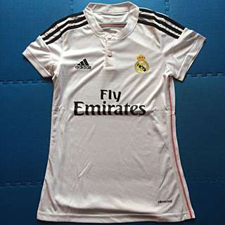 Jersey Ladies Real Madrid 15-16 Grade Ori