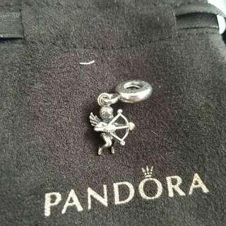 Pandora Angel 2 Tone Charm