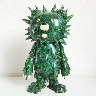 Instinctoy Inc Bear Radioactive Camo Green