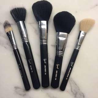 Sigma Face Brush Set