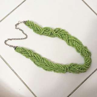 Green Neclace