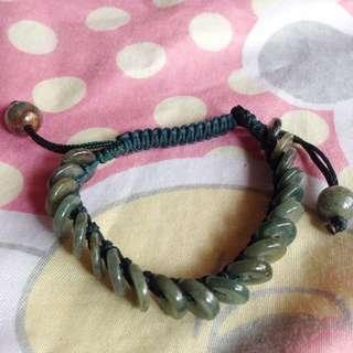 Pre-loved Jade Bracelet