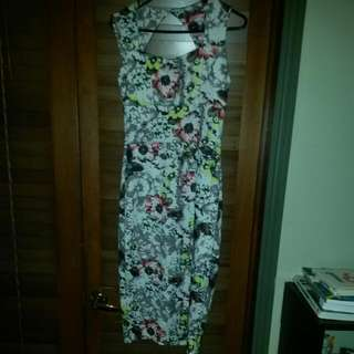 Size 12 Boohoo Dress