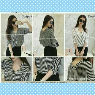 BN Chiffon Blouse For Sales