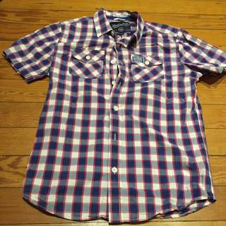 SUPERDRY shirt in XL