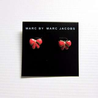 NEW CUTE BOW EARRINGS MARC JACOB