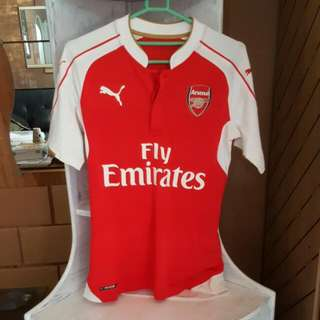 Arsenal Home Jersey Player's Issue 15/16