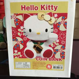Hello Kitty Coin Bank (RESERVED)