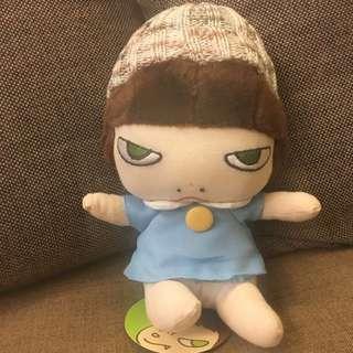奈良美智 娃娃,只有兩個唷