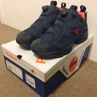 *PRICE DROP* Reebok Instapump Fury