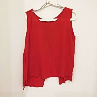Forcast Red Top
