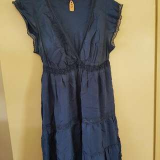 PORTMANS 100% SILK DRESS SIZE 16