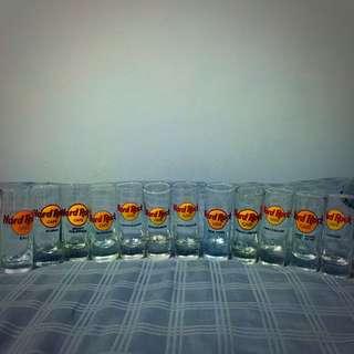 Hard Rock Glasses