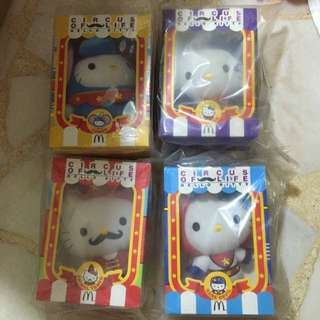 Circus Of Life Hello Kitty