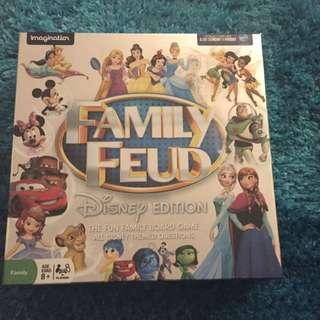 Family Feud (Disney Edition)