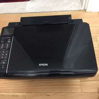 Pre-owned Epson TX550W Printer-Scanner-Copier