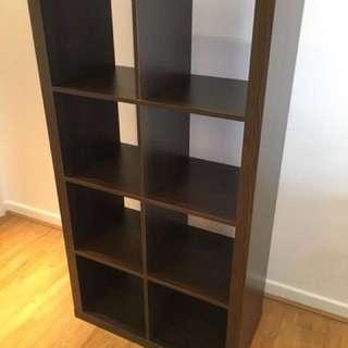IKEA Kallax 2x4