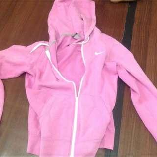 Nike Pink Jacket