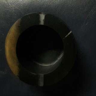 正黑膽石菸灰缸