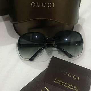 Authentic Gucci Sunglass