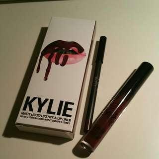 Kourt K Matte Lip Kit By Kylie Jenner